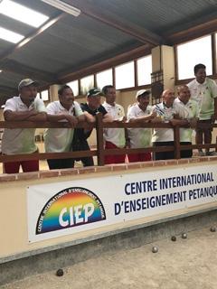 Le Centre international d'enseignement pétanque (CIEP)