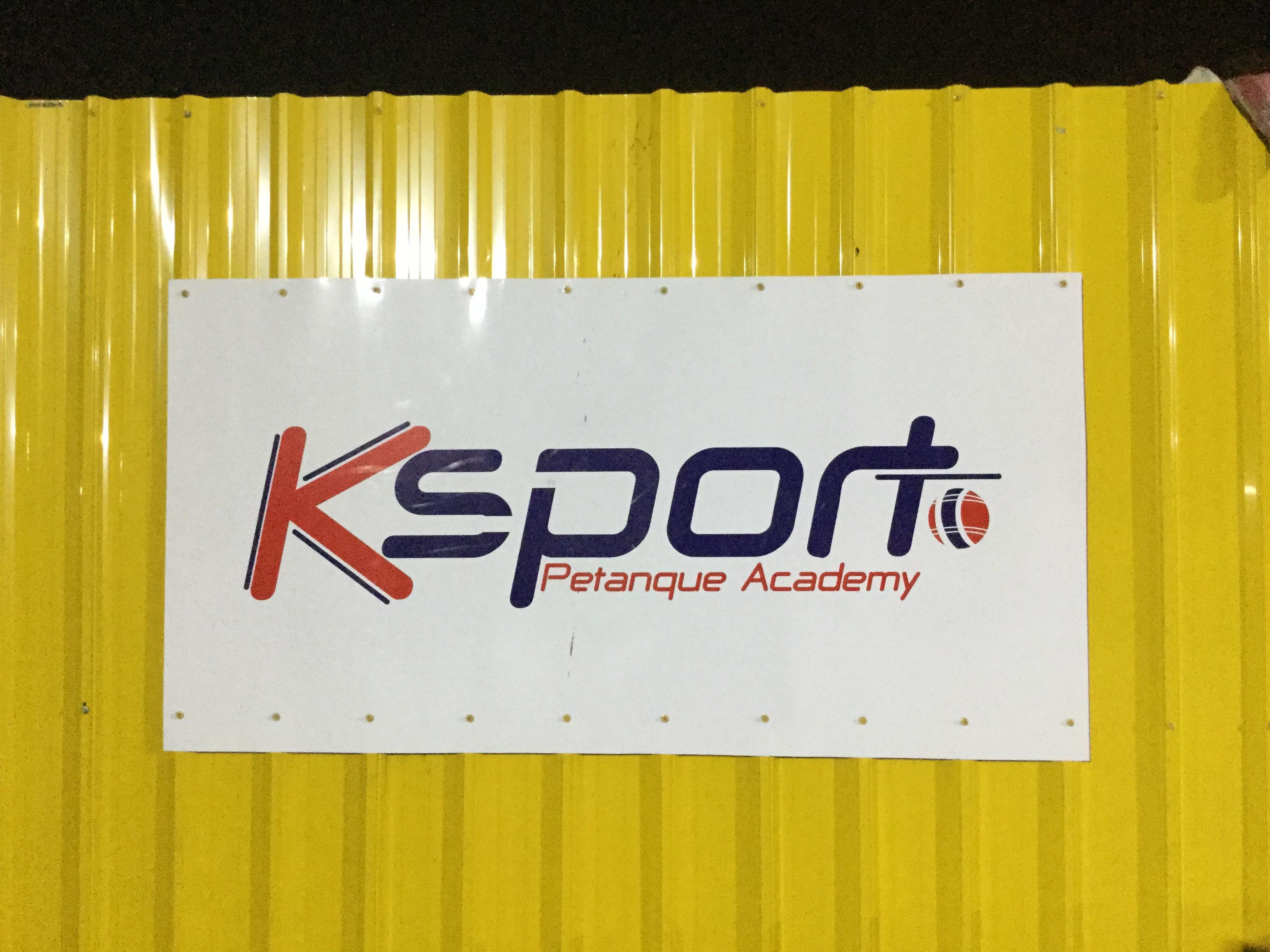 KSport Pétanque Académy Bangkok