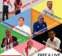 Séminaire en ligne Indonésie
